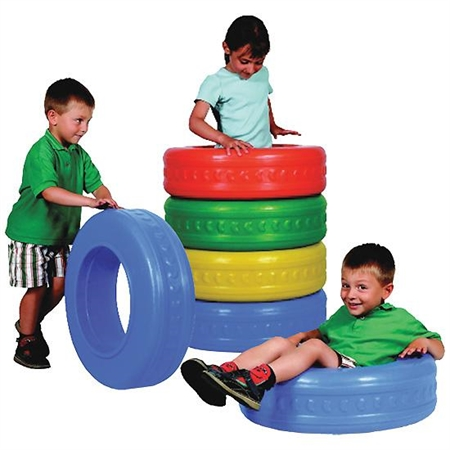Gross Motor School Age Active Play