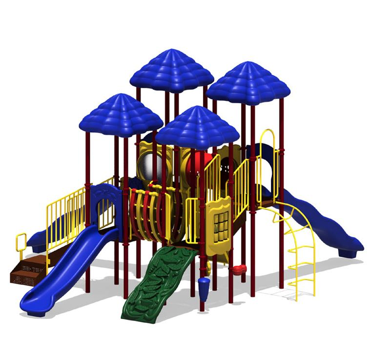 Play Structures for ages 5-12 years