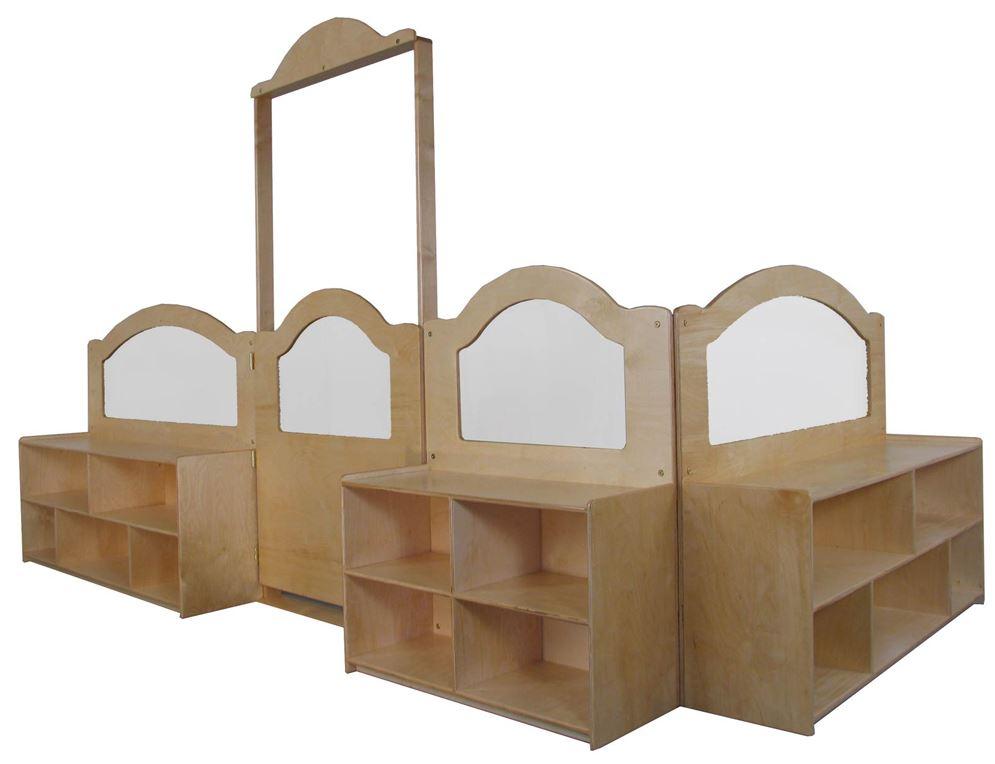 Premier Infant Toddler Room Dividers by Strictly For Kids