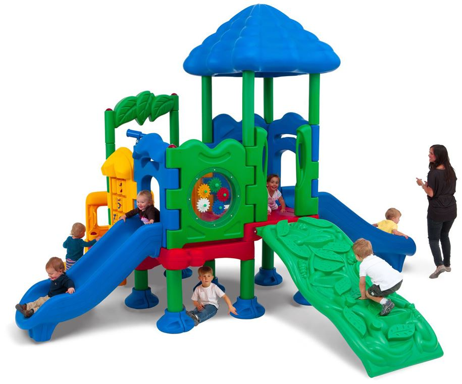 Recommended Value Playgrounds - Commercial Playground Equipment , Indoor And Outdoor For Infant And