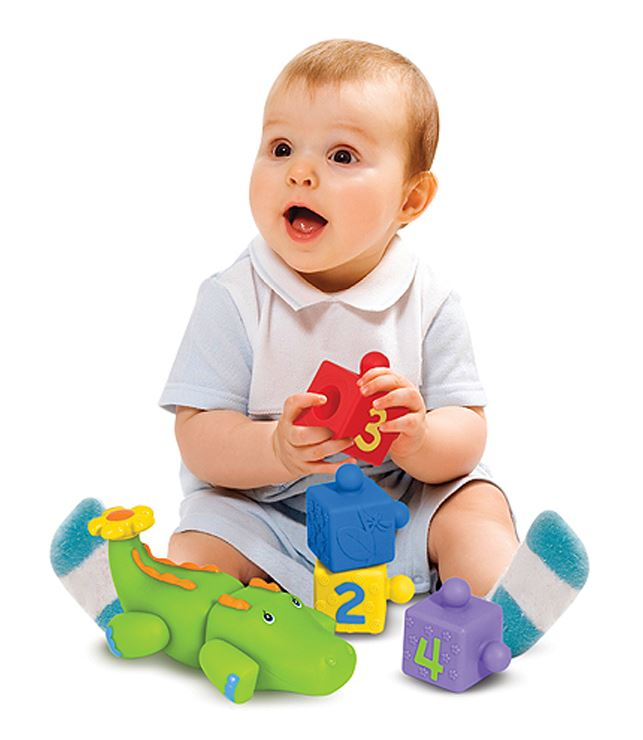 Toys for Infants and Toddlers