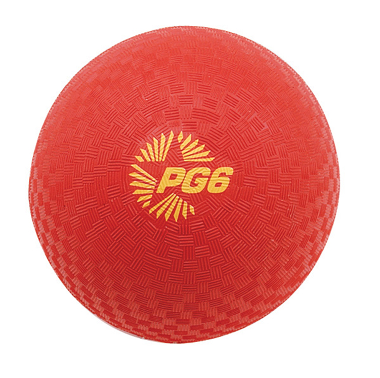 Playground Ball - Select Size & Color