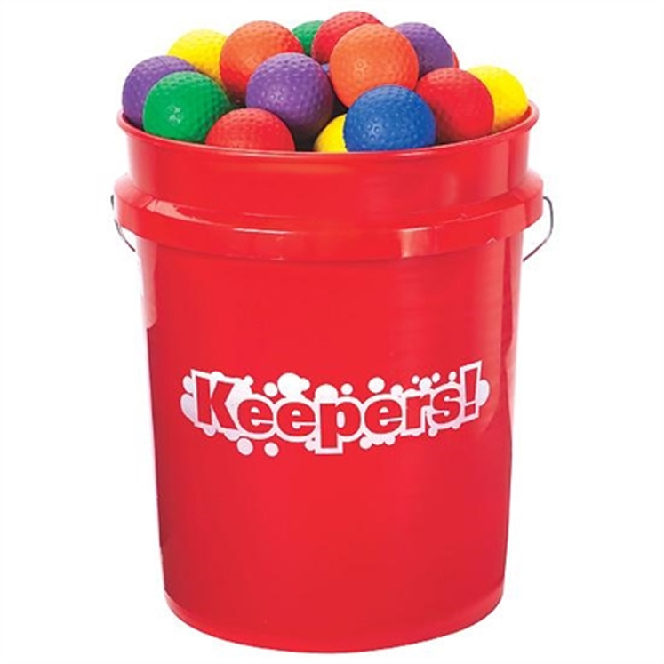 Keepers! Over Sized Foam Golf Ball Set