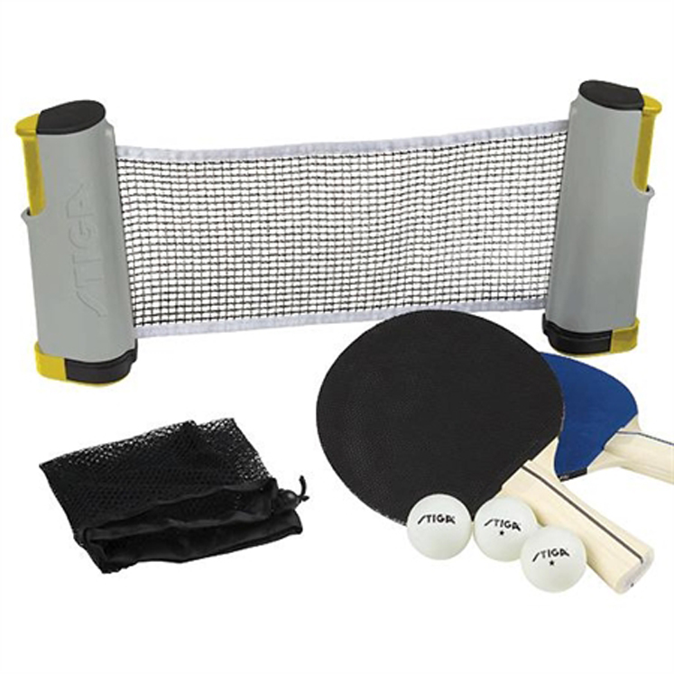 Stiga  Retractable Table Tennis Net Set