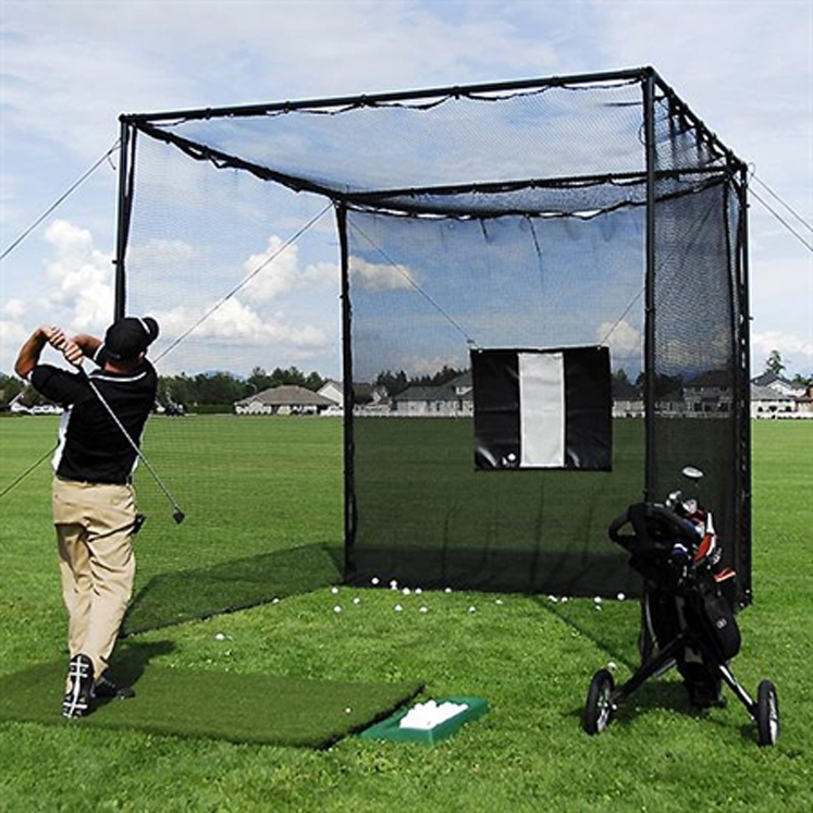 Golf Cage - Full Sized - Freestanding