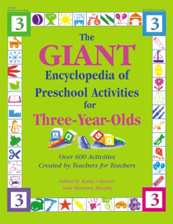 Up To 75 Off Giant Encyclopedia Of Preschool Activities For 3 Year