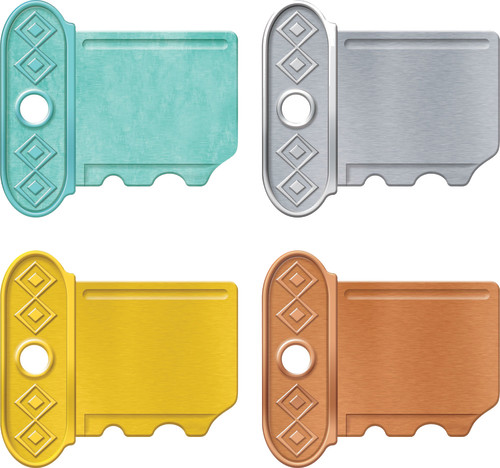 I ? Metal™ Keys Classic Accents® Variety Pack