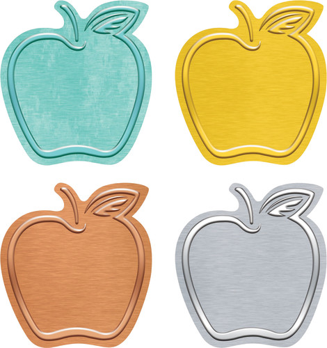 I ? Metal™ Apples Mini Accents Variety Pack