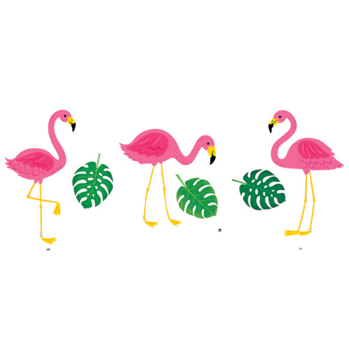 Palm Paradise Flamingo Fun 6