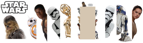 Star Wars™ Go-Arounds®