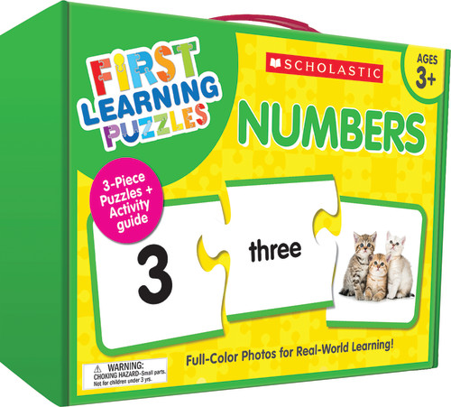 First Learning Puzzles: Numbers