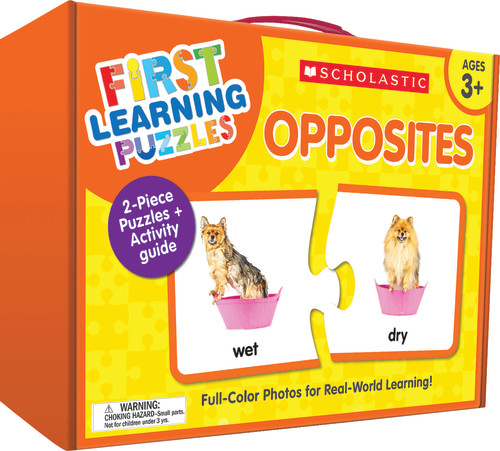First Learning Puzzles: Opposites