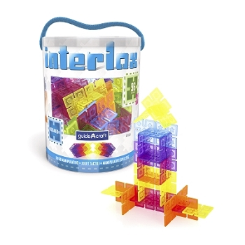 Interlox Squares - 96 pc. set