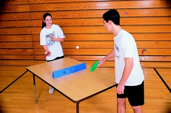 Instant Table Tennis Net, ABS Plastic