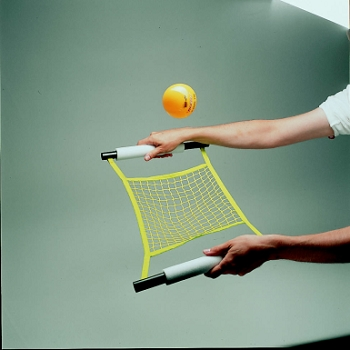 Mono-Fling Net and All-Ball Set