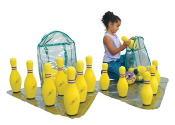 Junior Ultrafoam Bowling Set