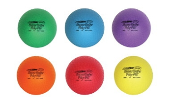 Supersafe Poly-PG Balls - Set of 6