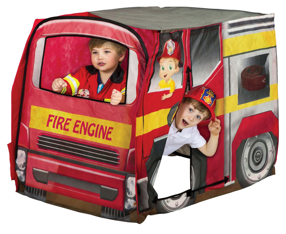 Playhut Fire Engine Tent