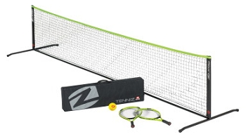 Zume Game Instant Portable Tennis Match