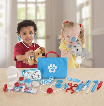 Examine & Treat Pet Vet Play Set