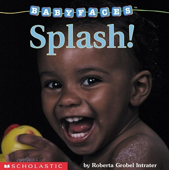 Baby Faces Board Book - Splash!