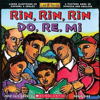 Rin, Rin, Rin/Do, Re, Mi Bilingual Paper Back Book