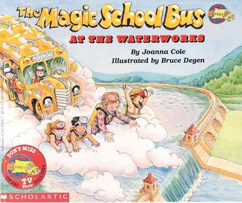 The Magic School Bus at the Waterworks - Paperback