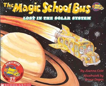 The Magic School Bus Lost in the Solar System - Paperback