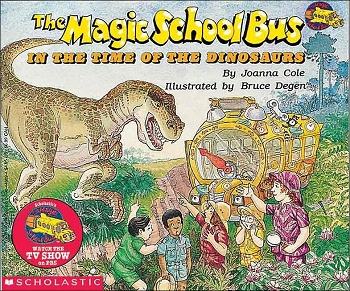 The Magic School Bus in the Time of Dinosaurs - Paperback