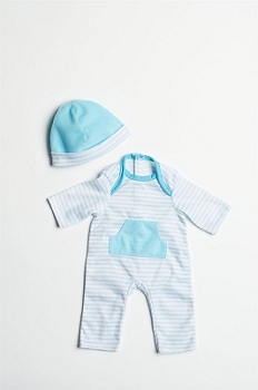 Blue Romper for 13