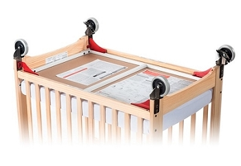 Evacuation Frame for Foundations Compact Cribs