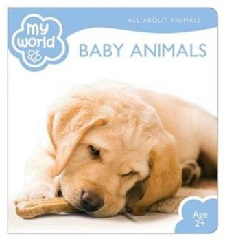 My World Board Books - Baby Animals