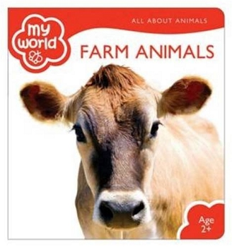 My World Board Books - Farm Animals