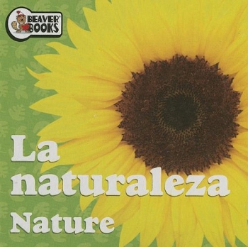 Nature Chunky Board Book - Bilingual