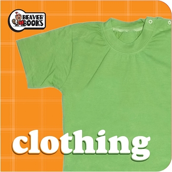 Clothing Chunky Board Book