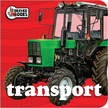 Transport Chunky Board Book