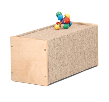 Carpeted Cruiser Box