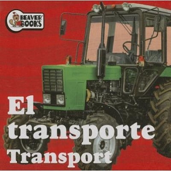 Transport Chunky Board Book - Bilingual
