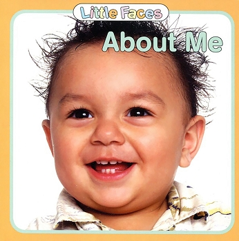 Baby Faces Board Book - About Me