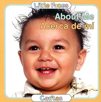 Baby Faces Bilingual Board Book - About Me
