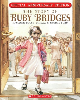 The Story of Ruby Bridges - Paperback Book