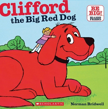 Clifford, the Big Red Dog - Paperback