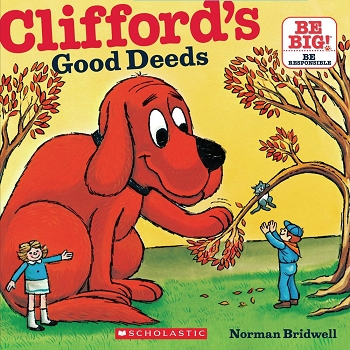 Clifford's Good Deeds - Paperback