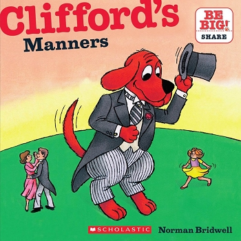 Clifford's Manners - Paperback
