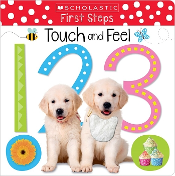 Scholastic Early Learners: First Steps - Touch and Feel 123