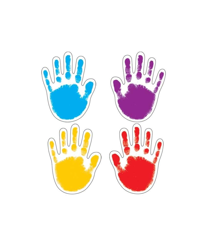 Handprints - Cut-Outs