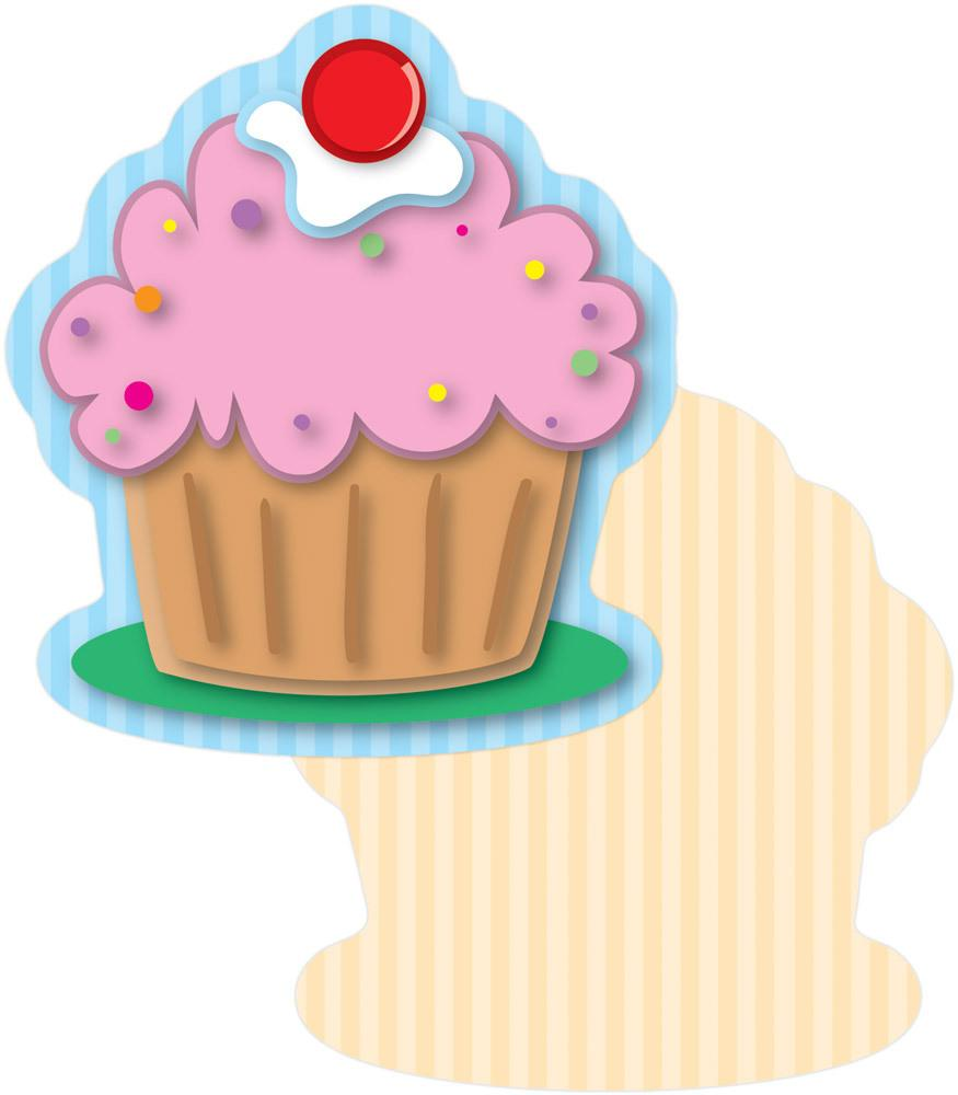 Cupcakes - Mini Cut-Outs