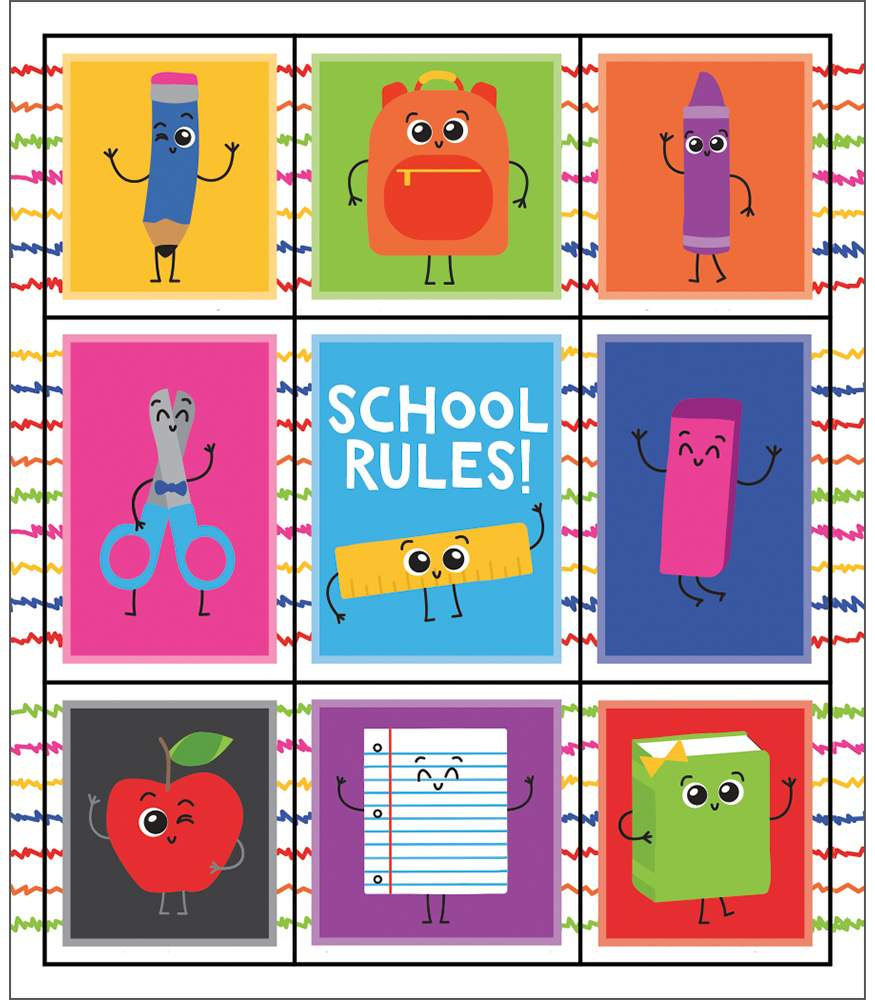 School Tools - Prize Pack Stickers