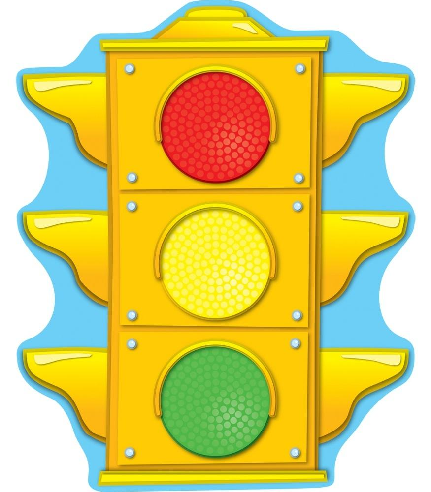Stoplight - Two-Sided Decoration