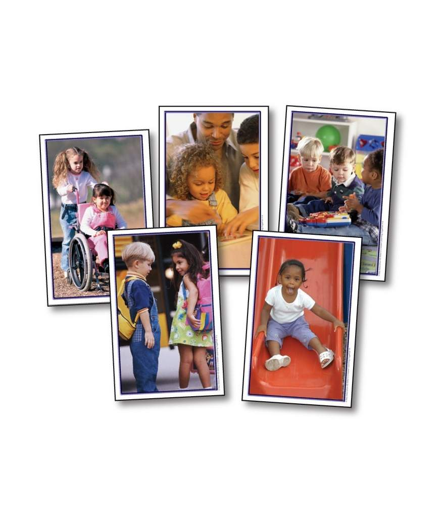 Children Learning Together - Learning Cards